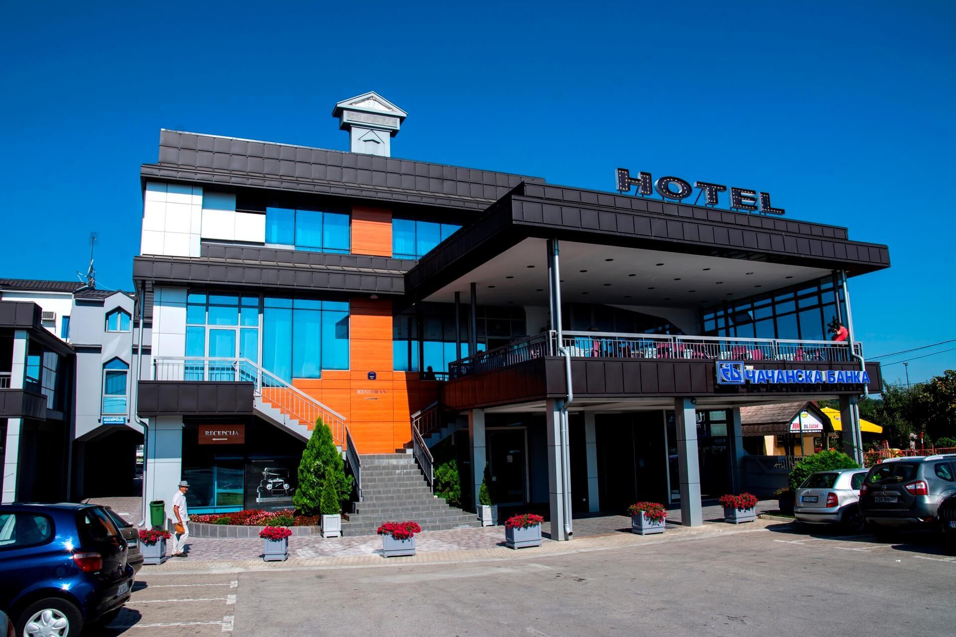 Hotel Kole - Чачак