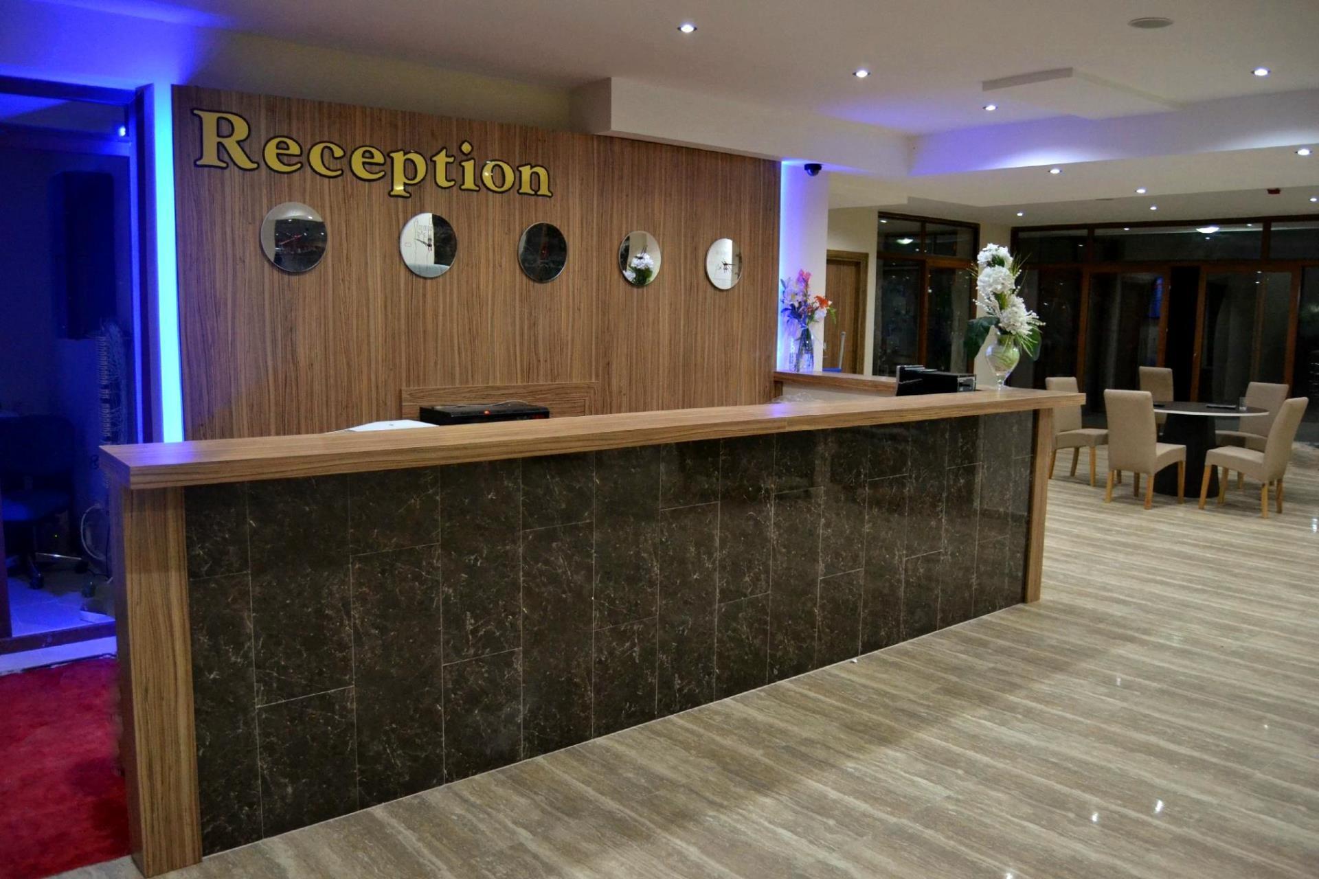 Belmare Hotel - рецепция