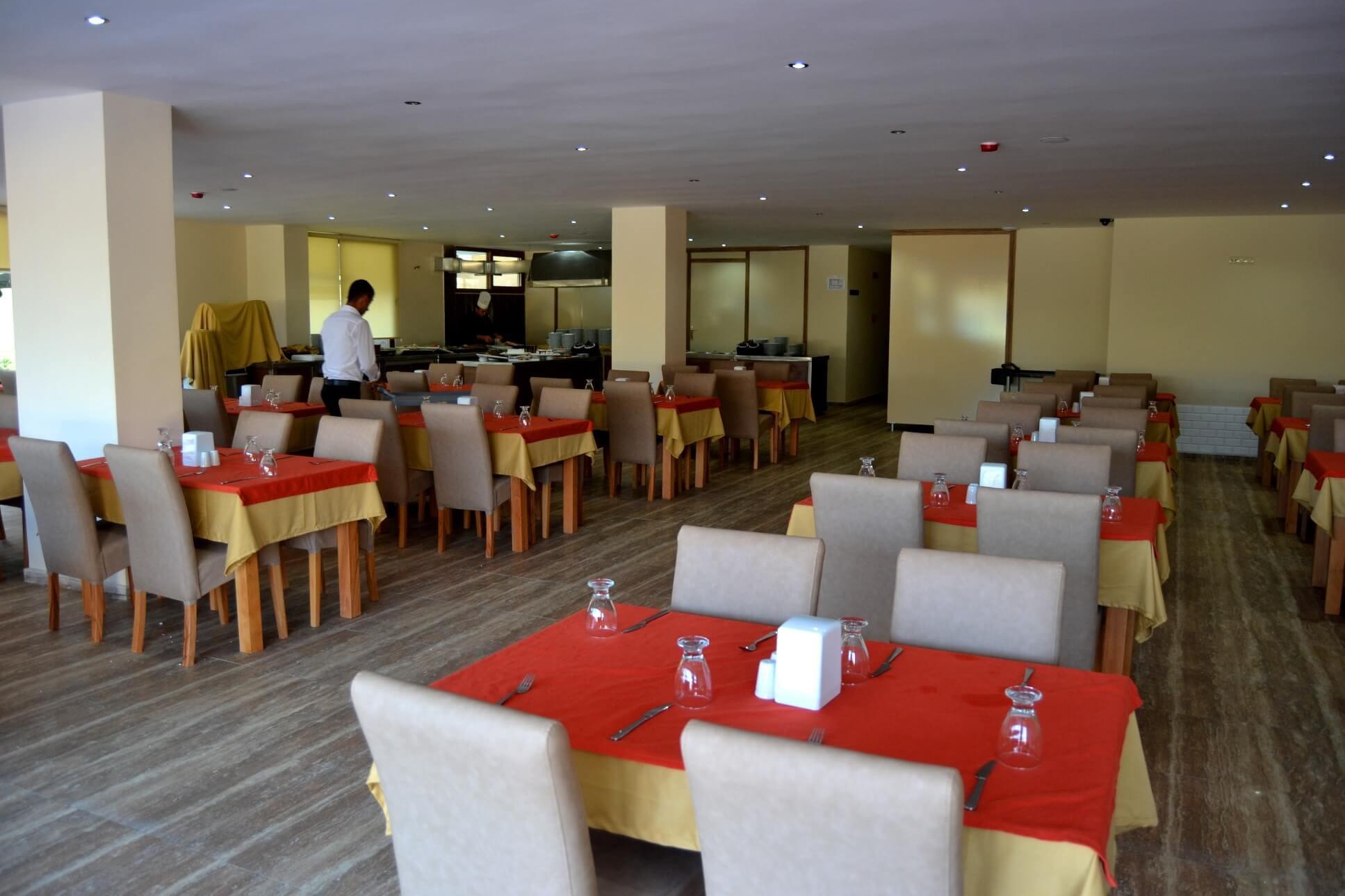 Belmare Hotel - ресторант