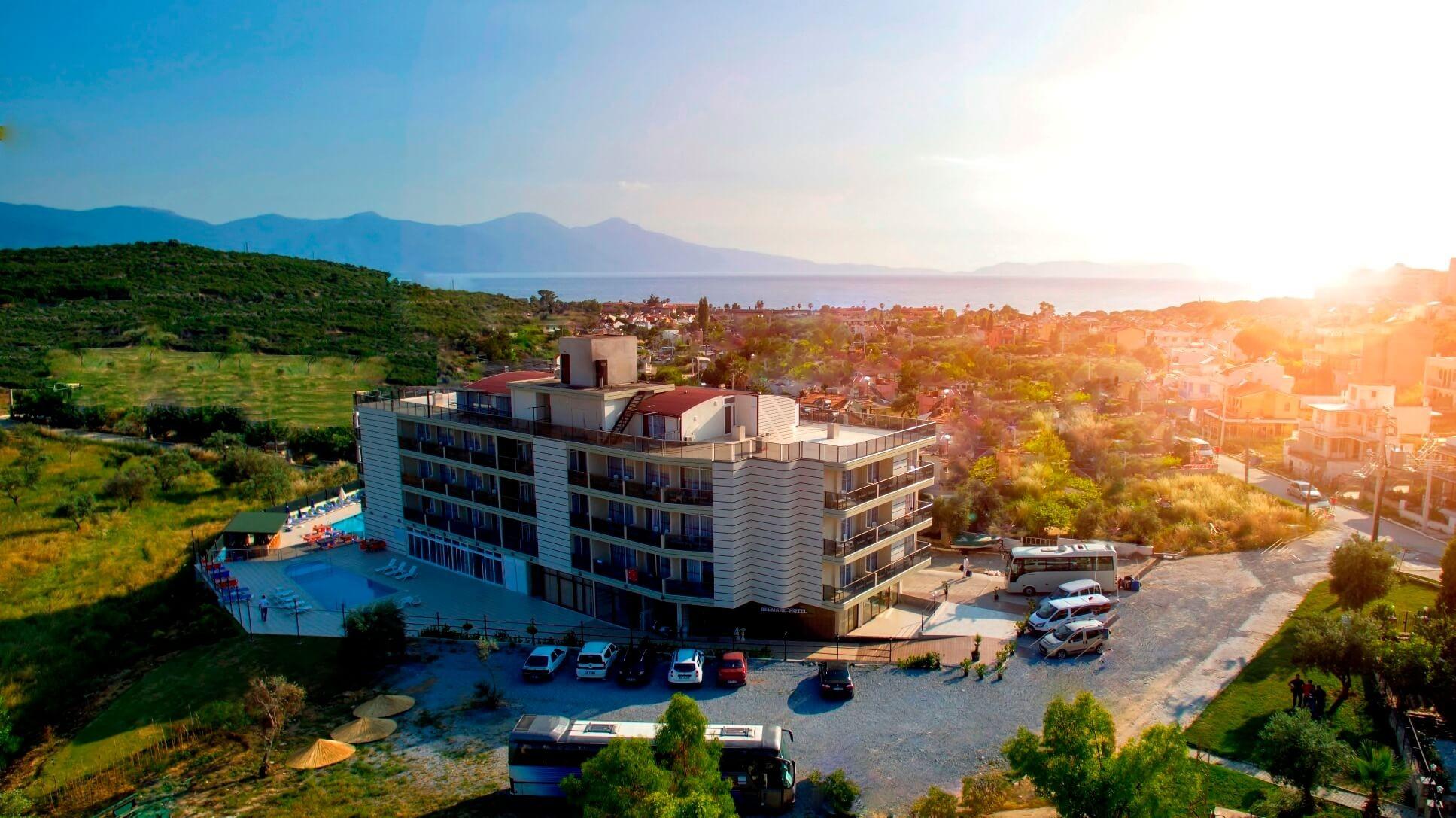 Belmare Hotel - общ изглед
