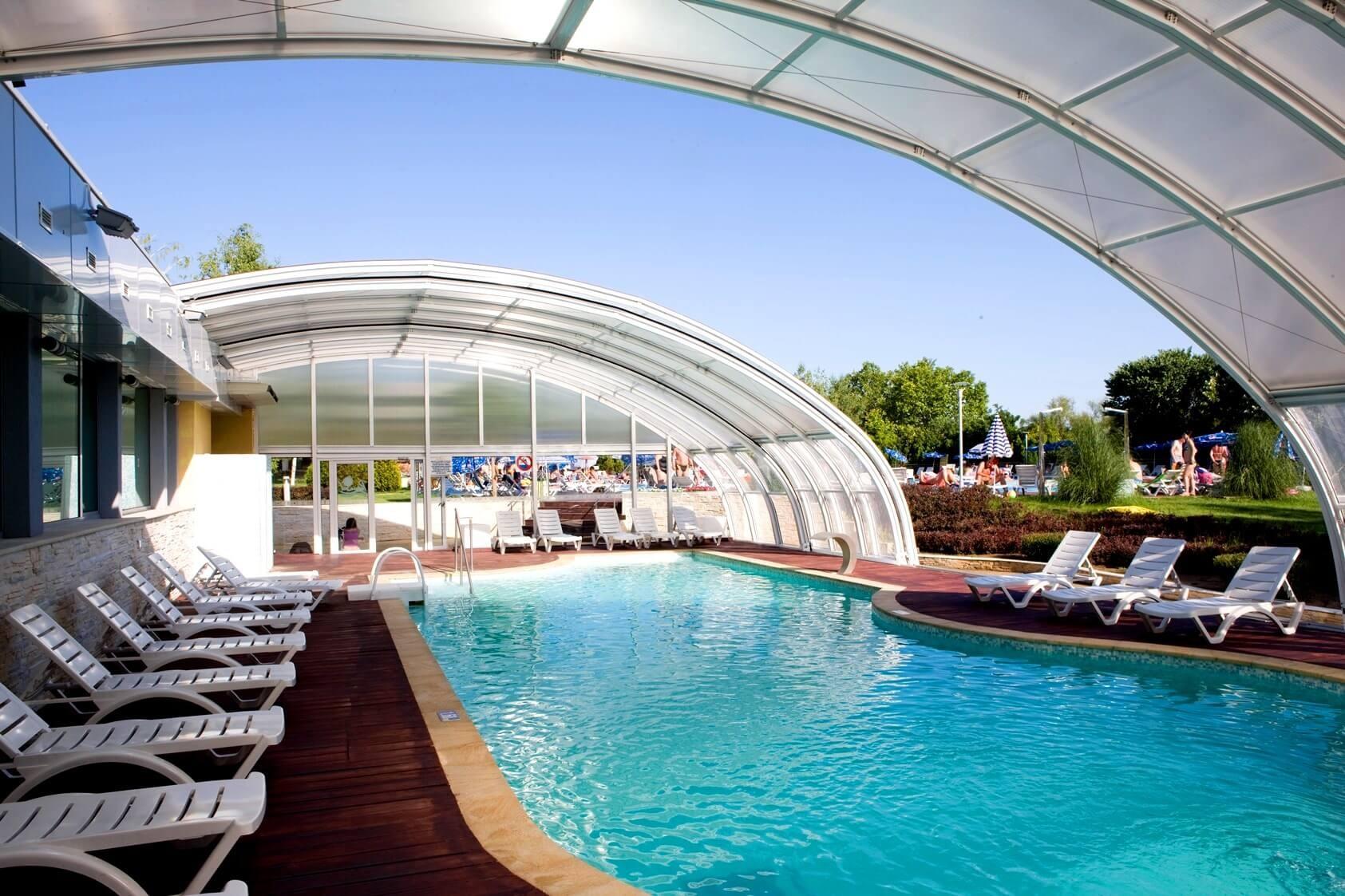 хотел Примасол Ралица Супериор - полуоткрит басейн