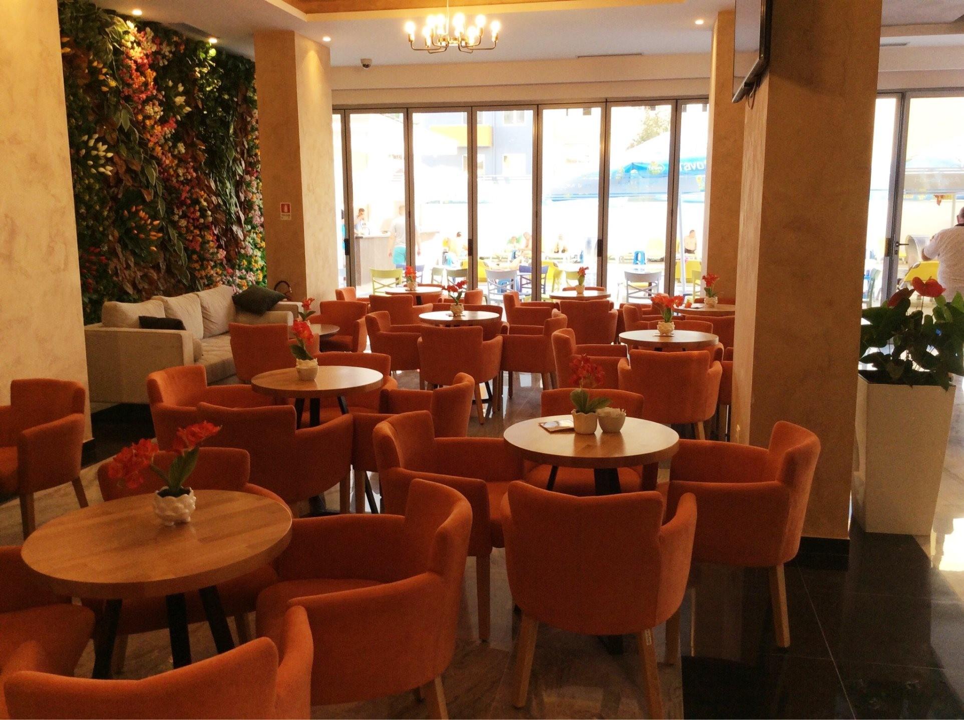 Horizont Hotel - лоби бар