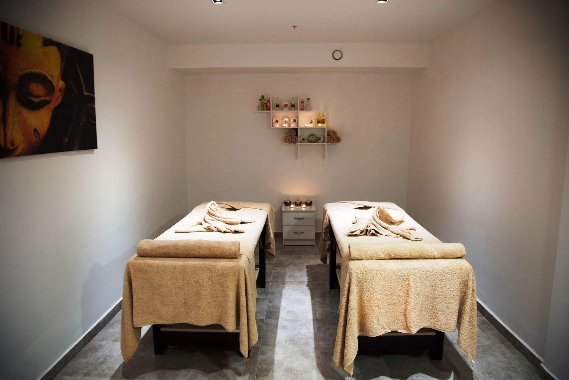 Musho - стая за масаж