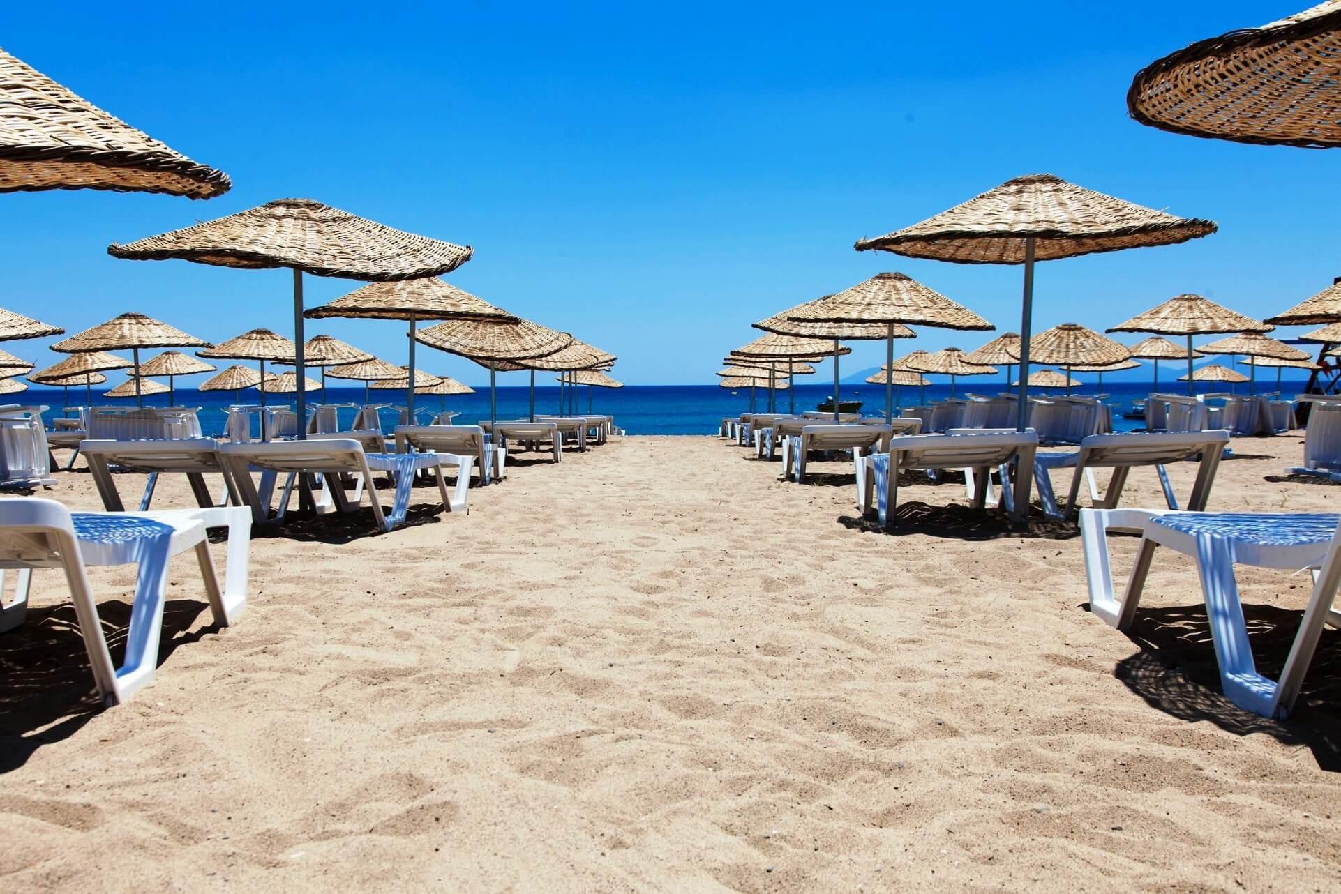 Musho - плаж