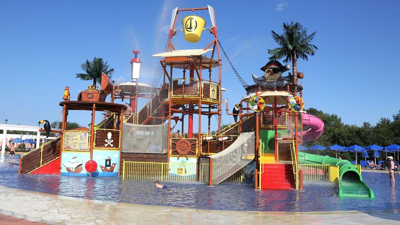 Дюни - аквапарк