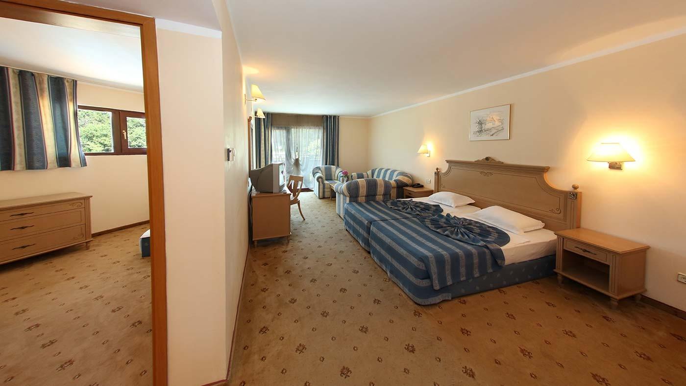 Хотел Пеликан - апартамент