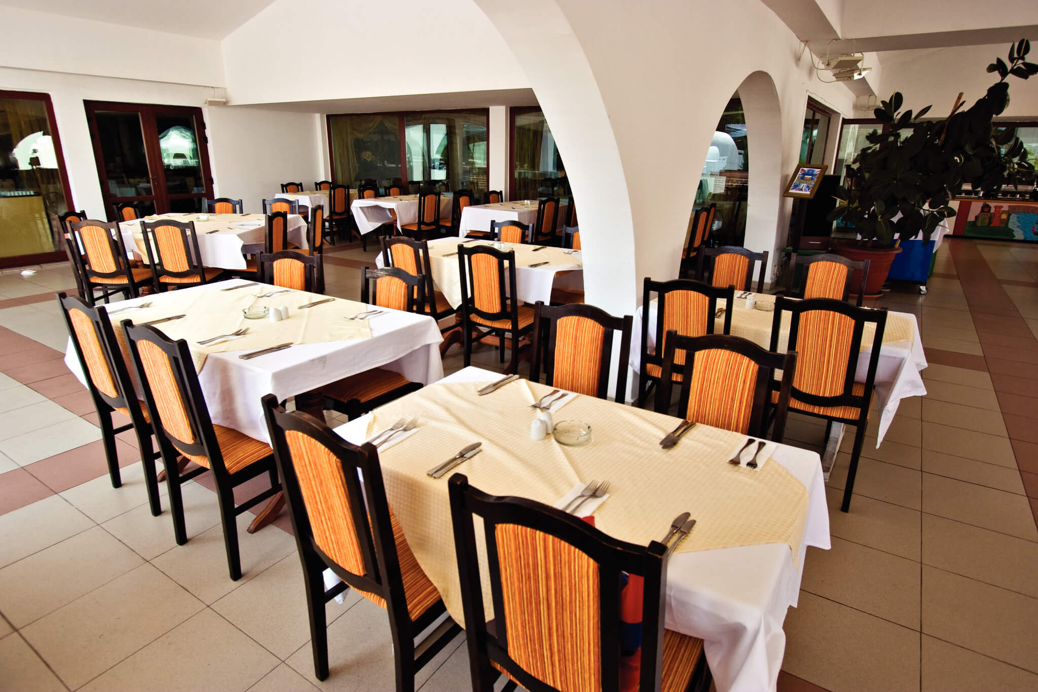 Хотел Пеликан - ресторант
