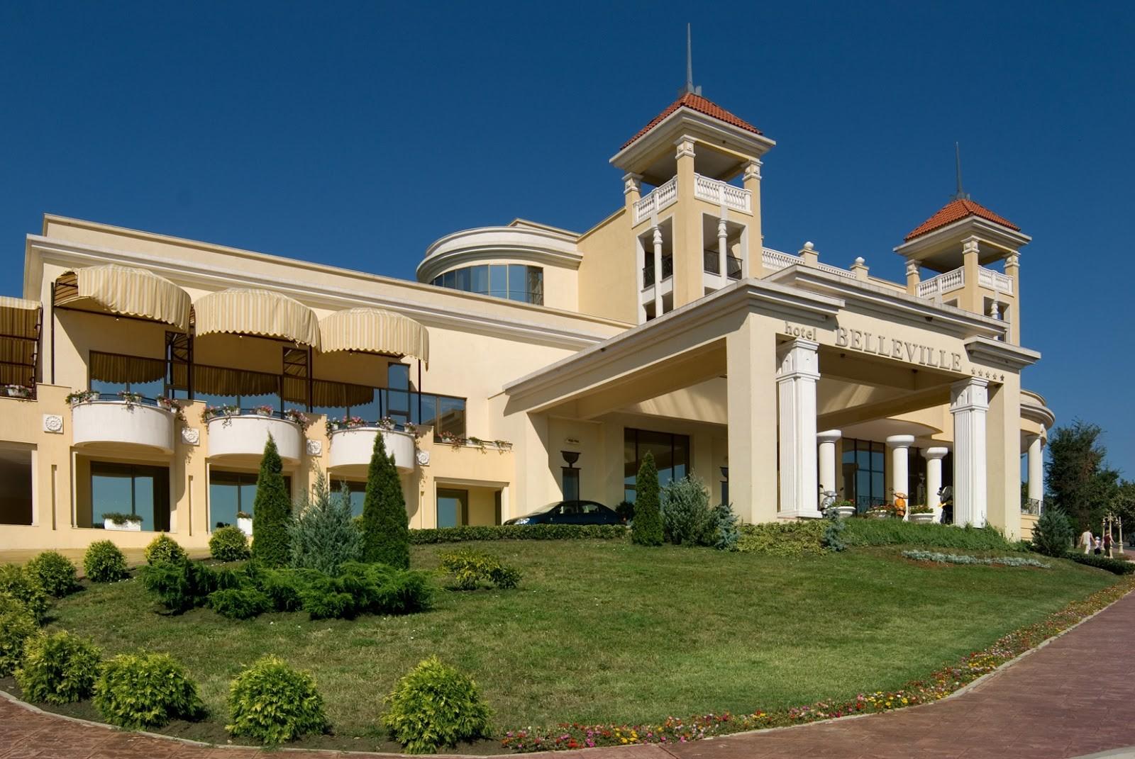 Хотел Белвил - общ изглед