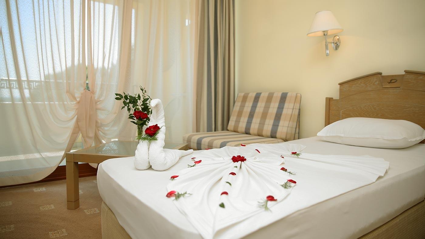 Хотел Белвил - двойна стая