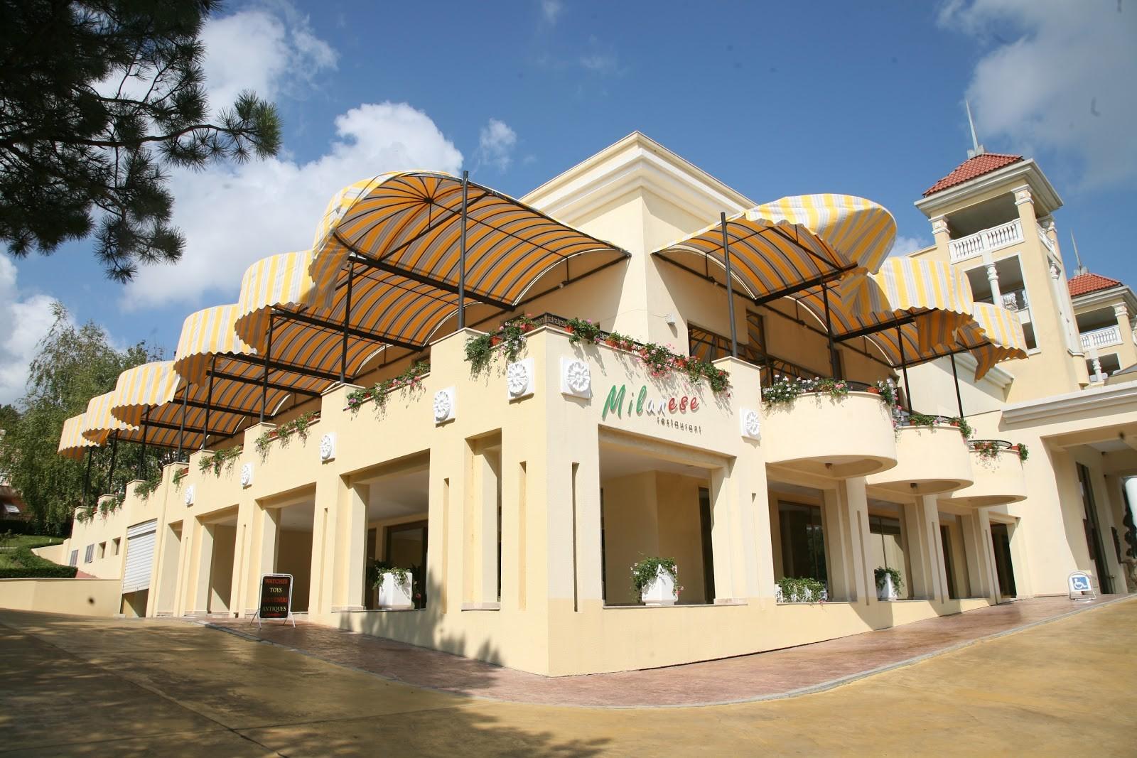 Хотел Белвил - ресторант