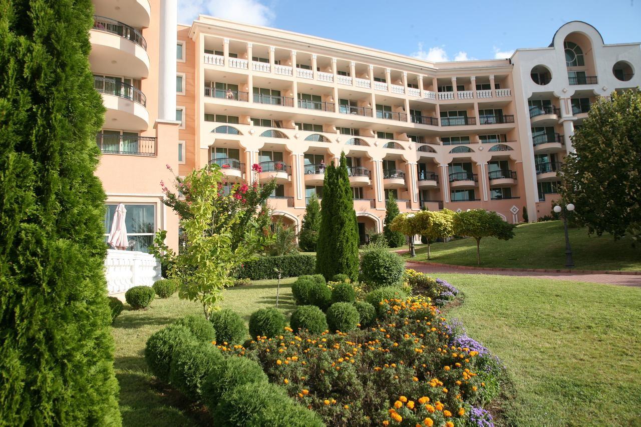 Хотел Марина Бийч - общ изглед