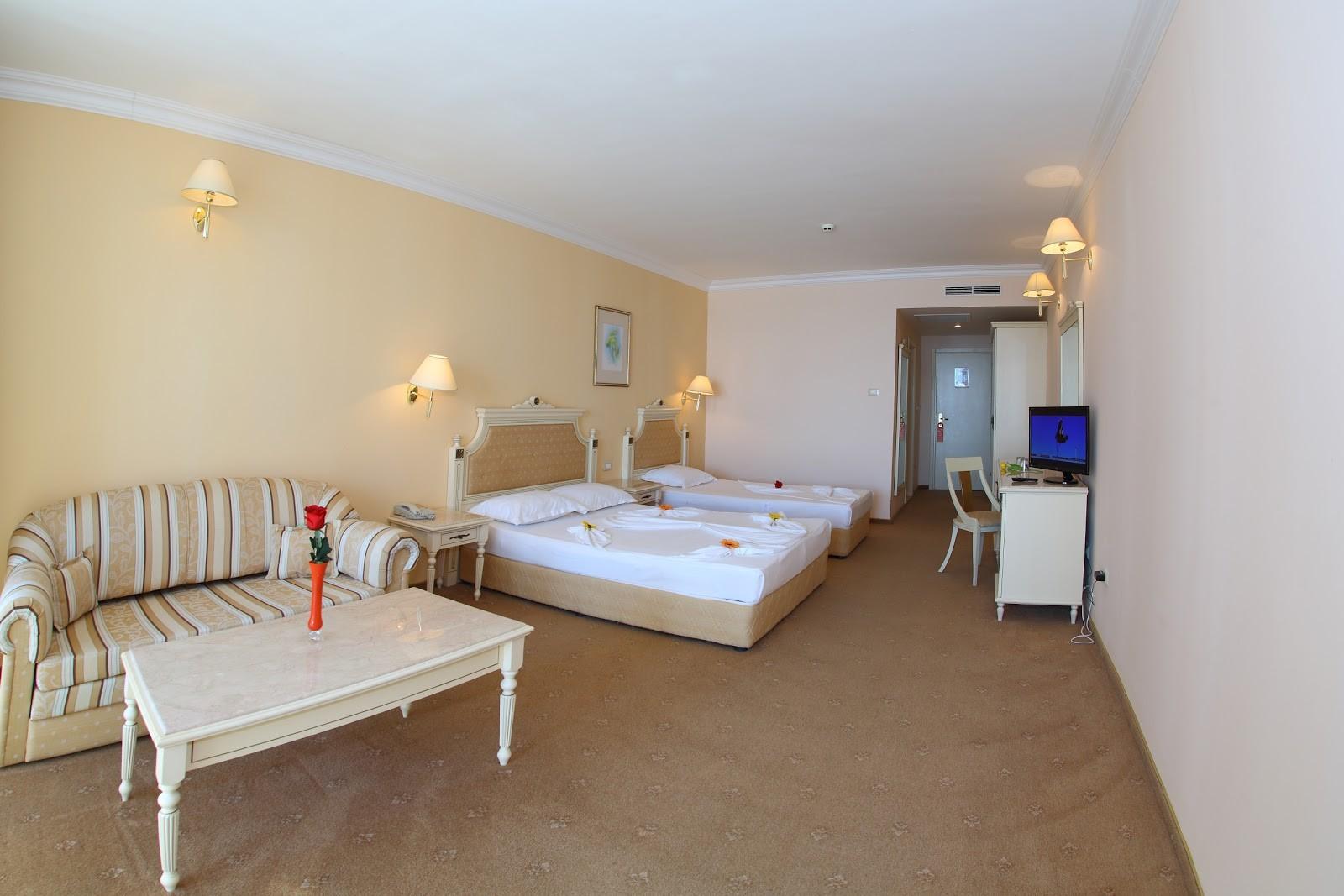 Хотел Марина Бийч - малък апартамент