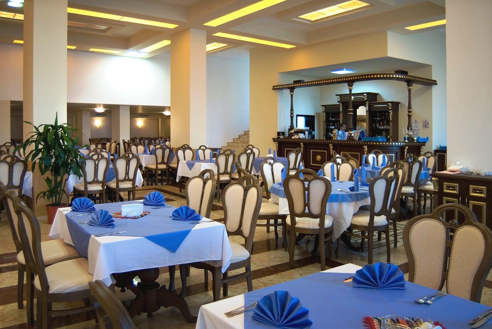 Хотел Марина Бийч - ресторант