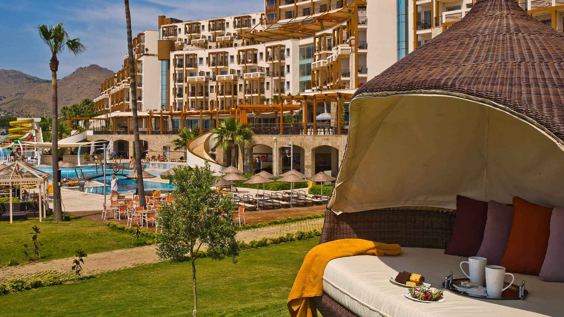 Kefaluka Resort - общ изглед