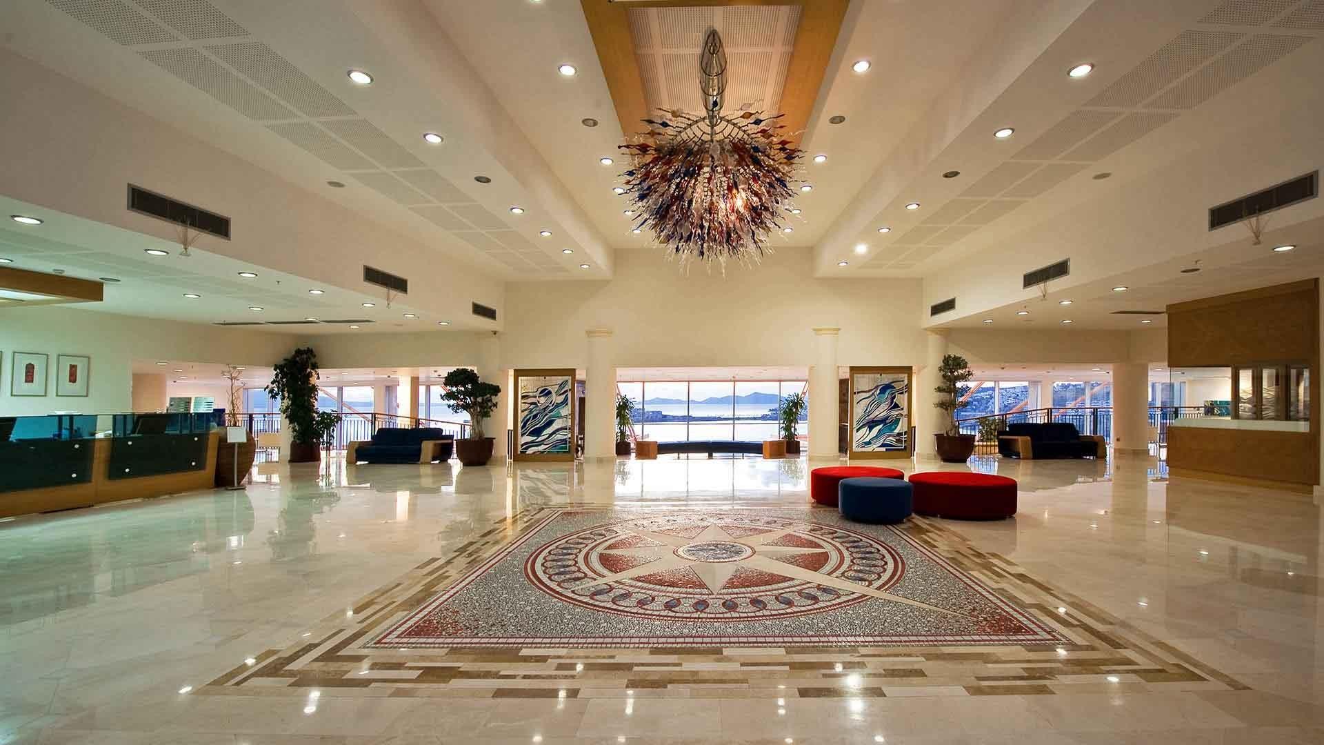 Kefaluka Resort - лоби