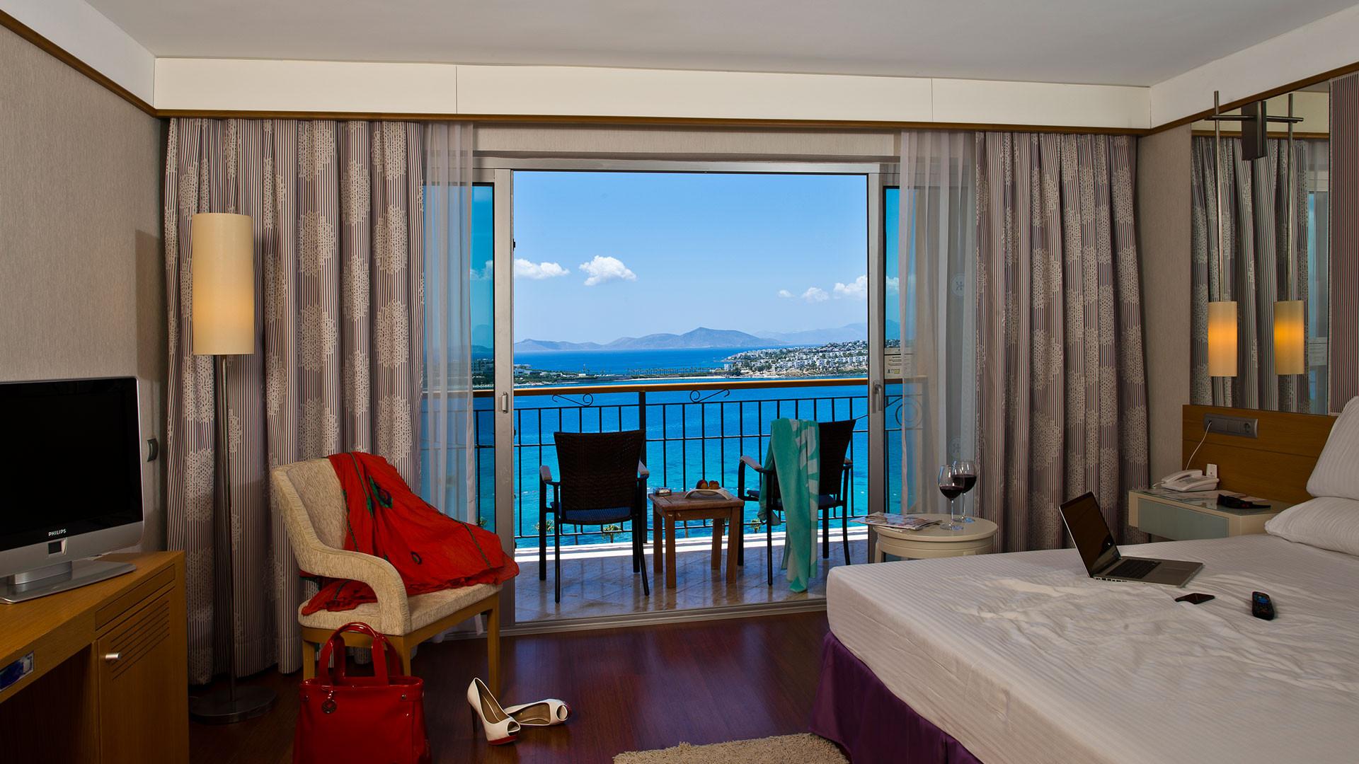 Kefaluka Resort - делукс стая