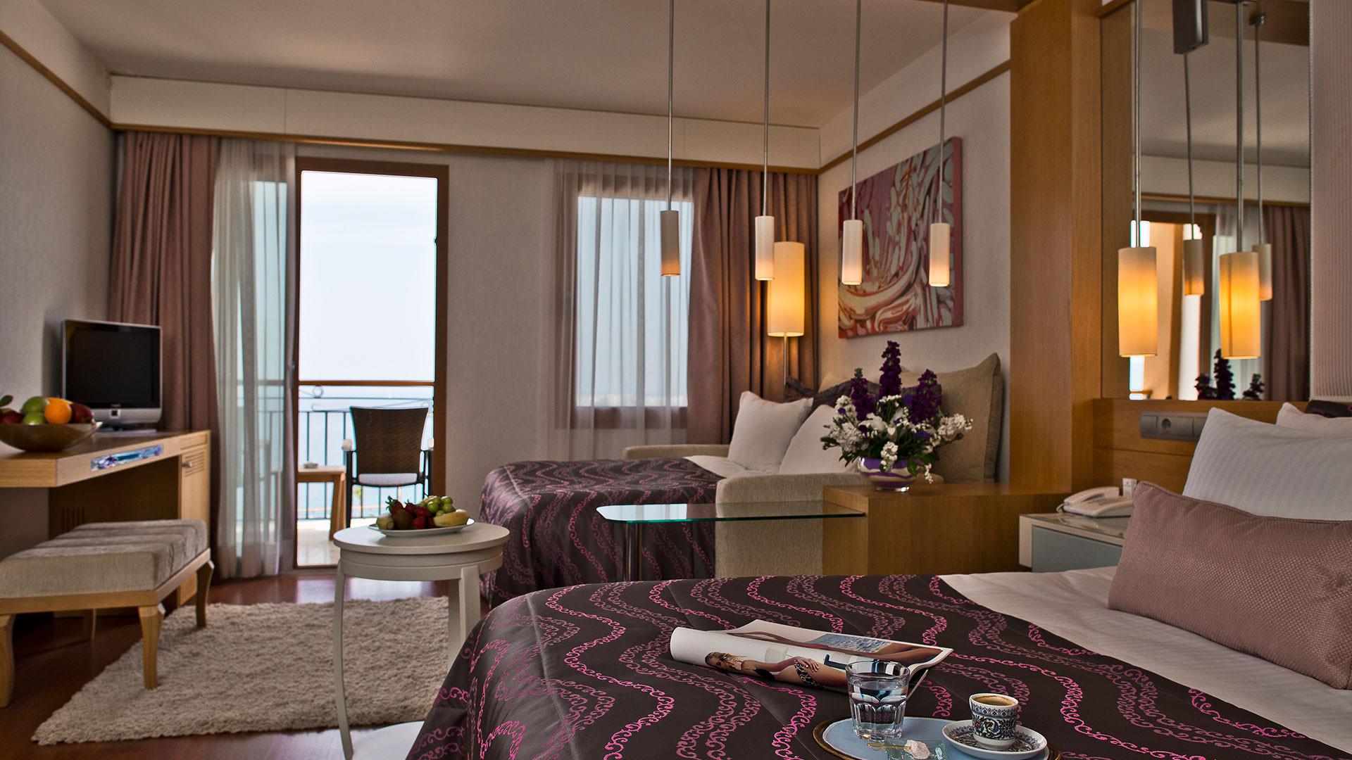 Kefaluka Resort - семейна стая