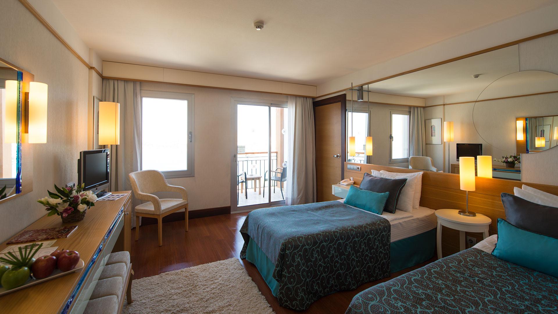 Kefaluka Resort - стандартна стая