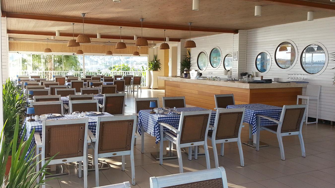 Kefaluka Resort - италиански ресторант