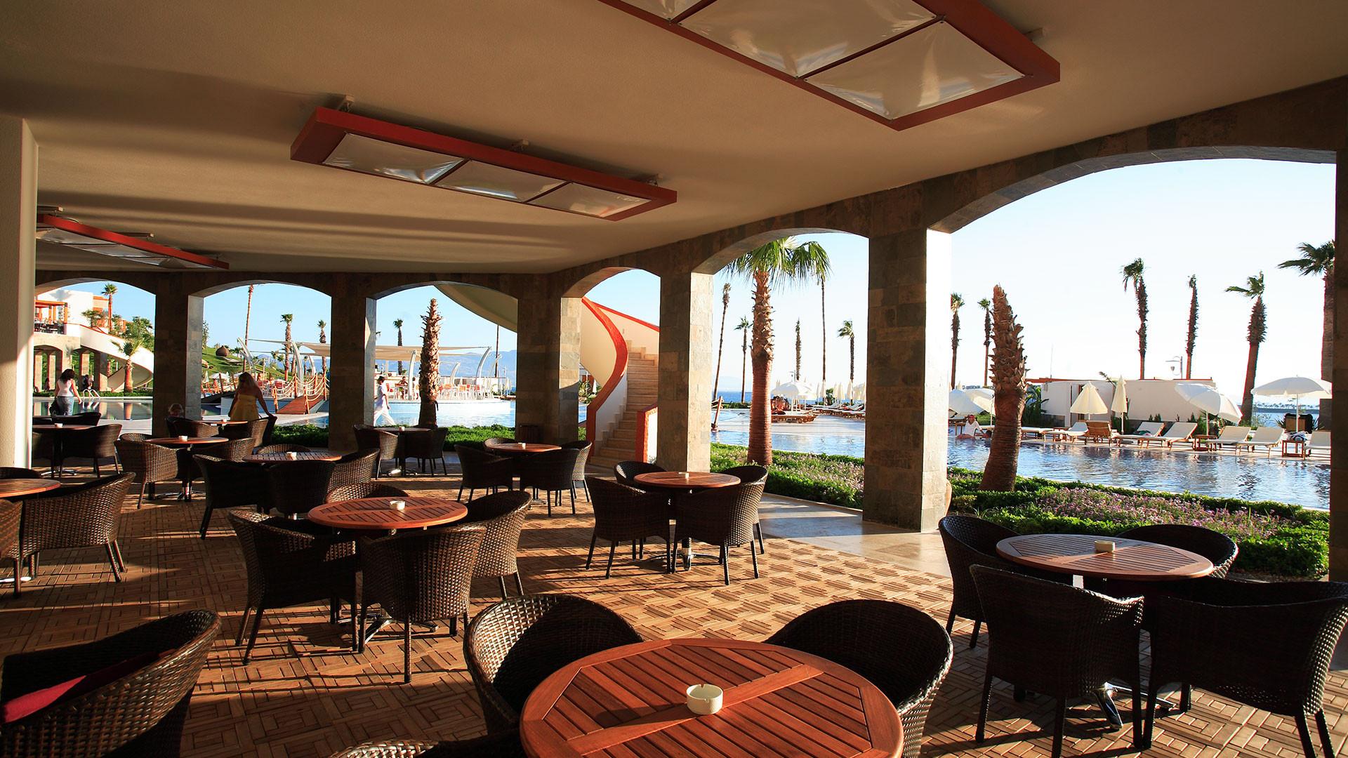 Kefaluka Resort - зузу снек бар