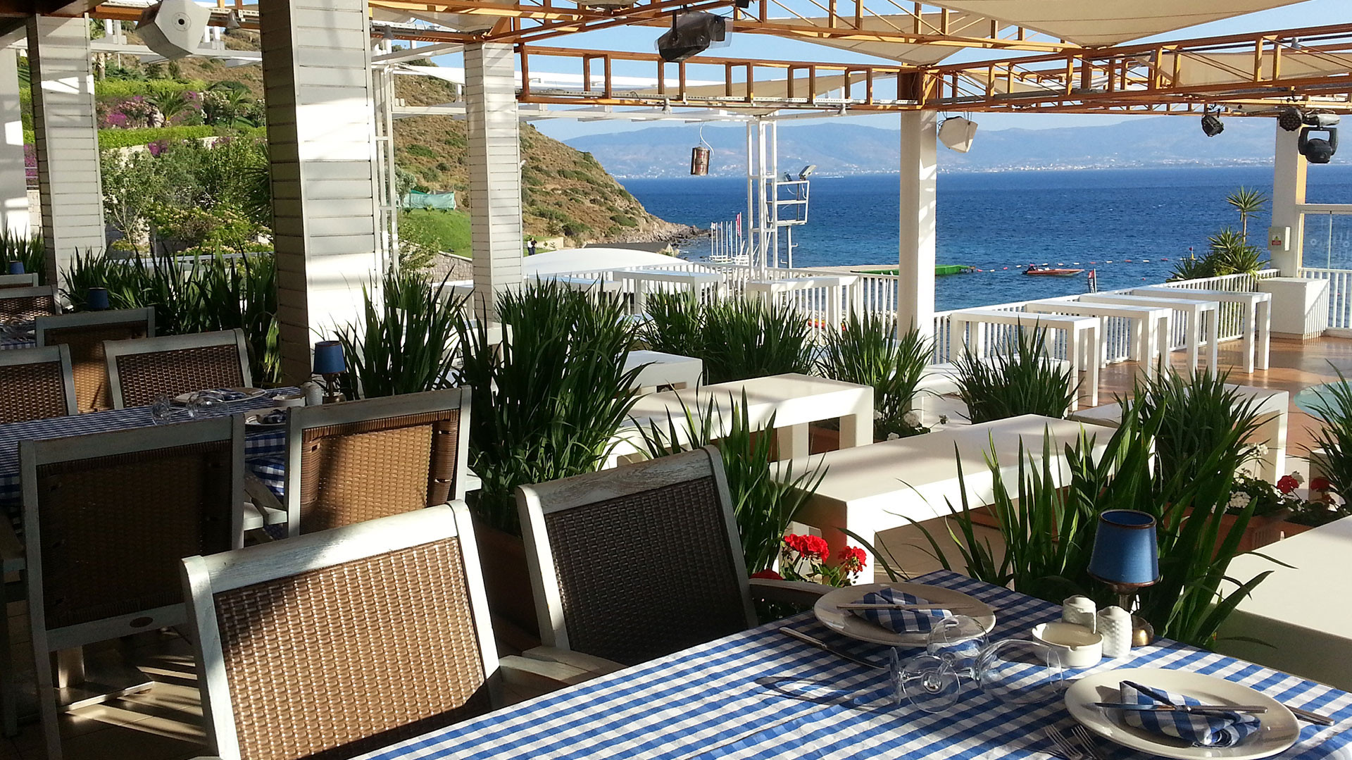 Kefaluka Resort - агора ресторант