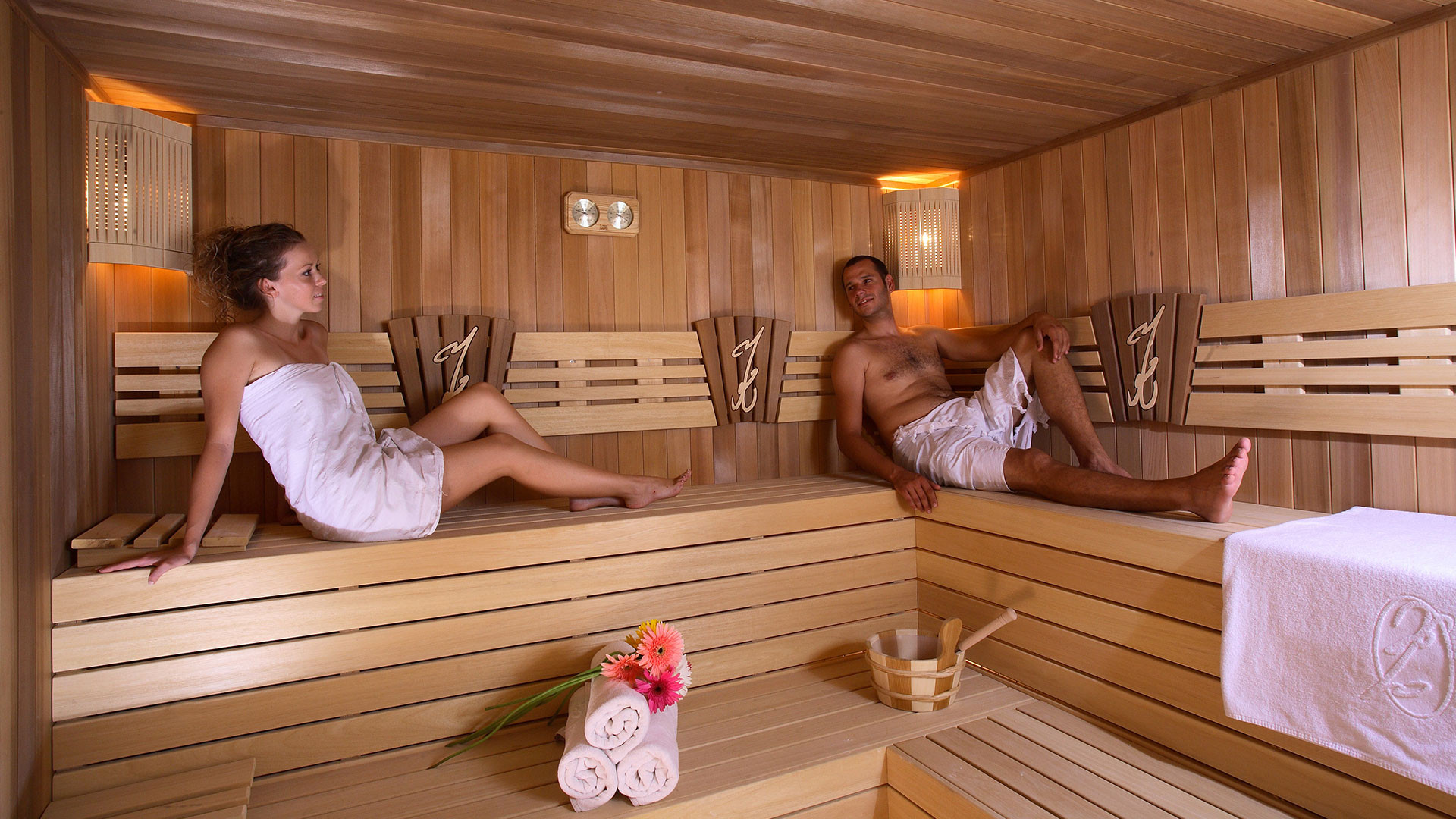 Kefaluka Resort - сауна