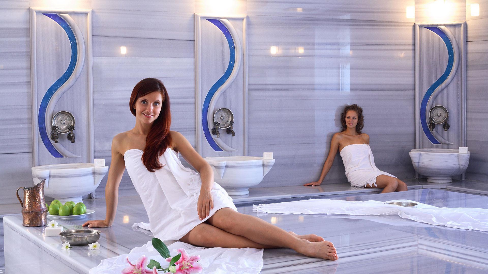 Kefaluka Resort - турска баня