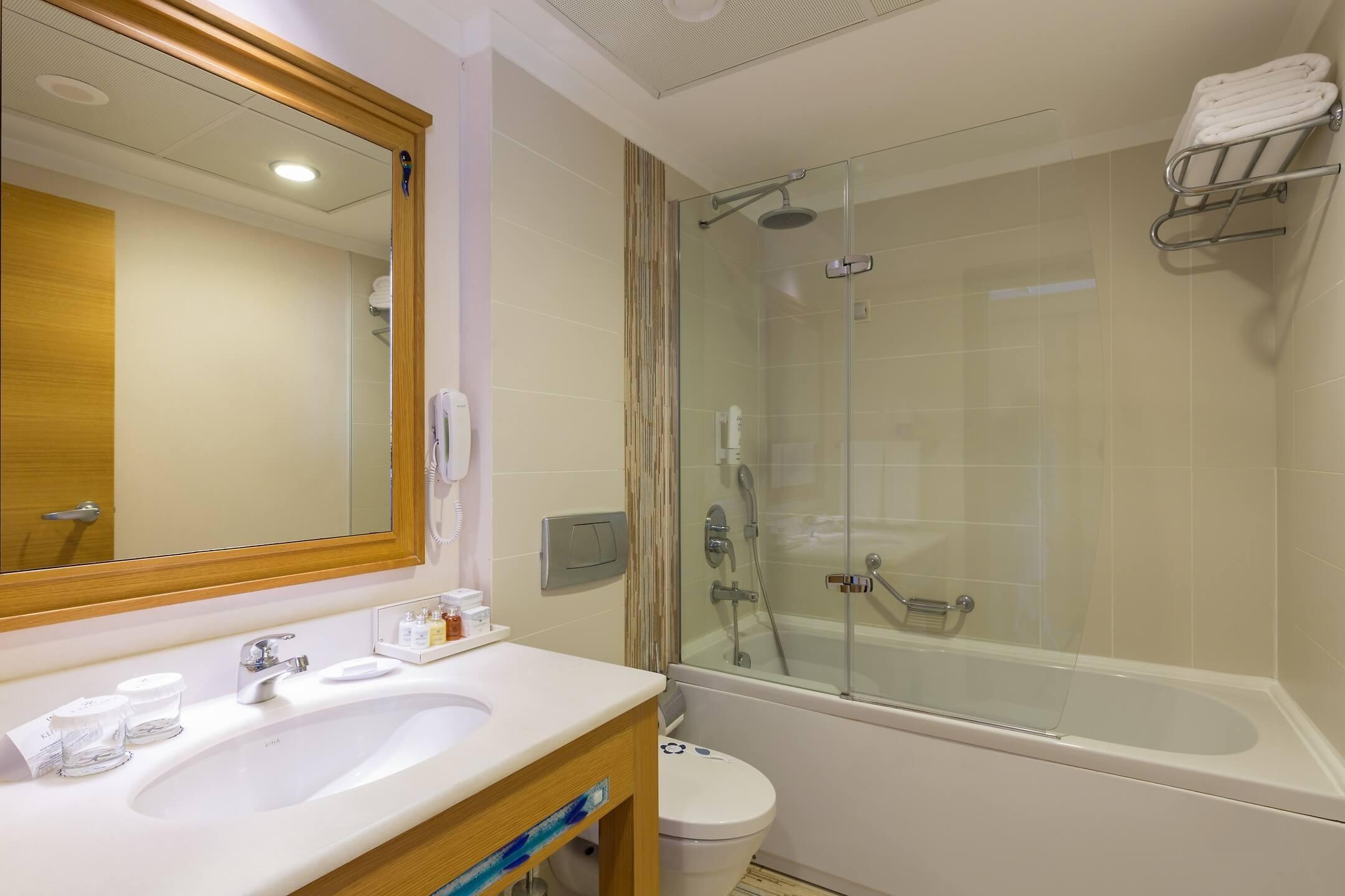Kefaluka Resort - баня