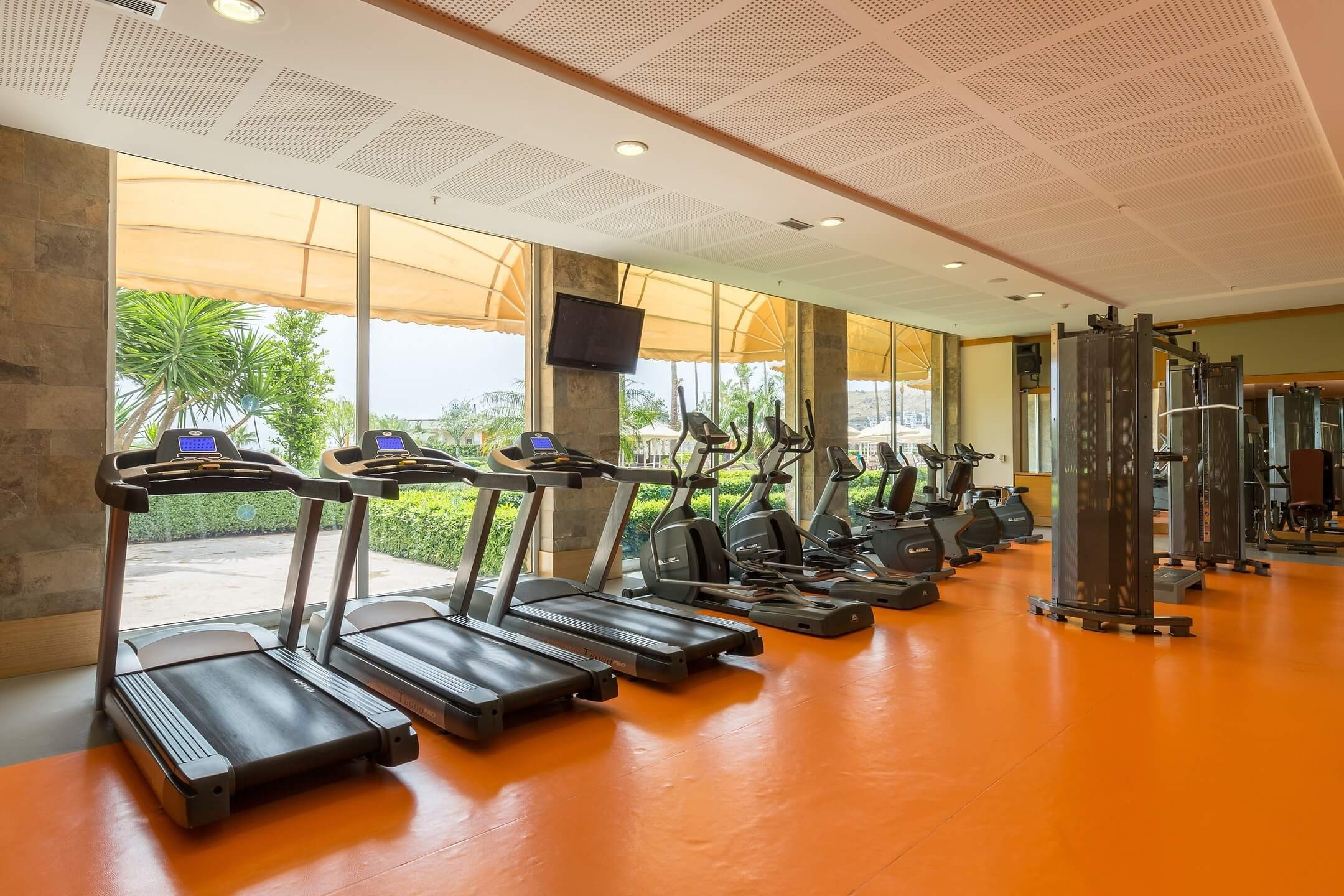 Kefaluka Resort - фитнес