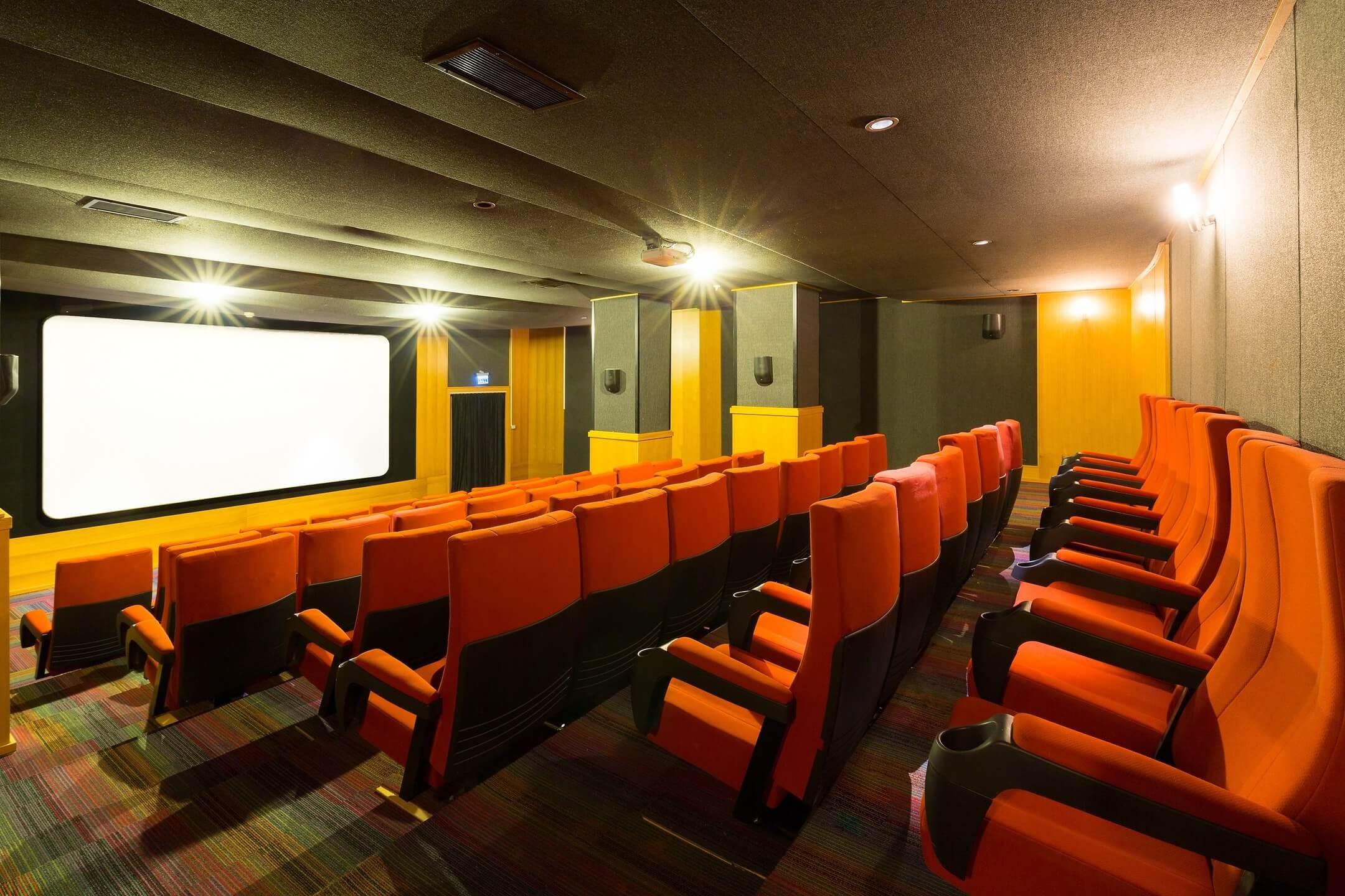 Kefaluka Resort - кино салон