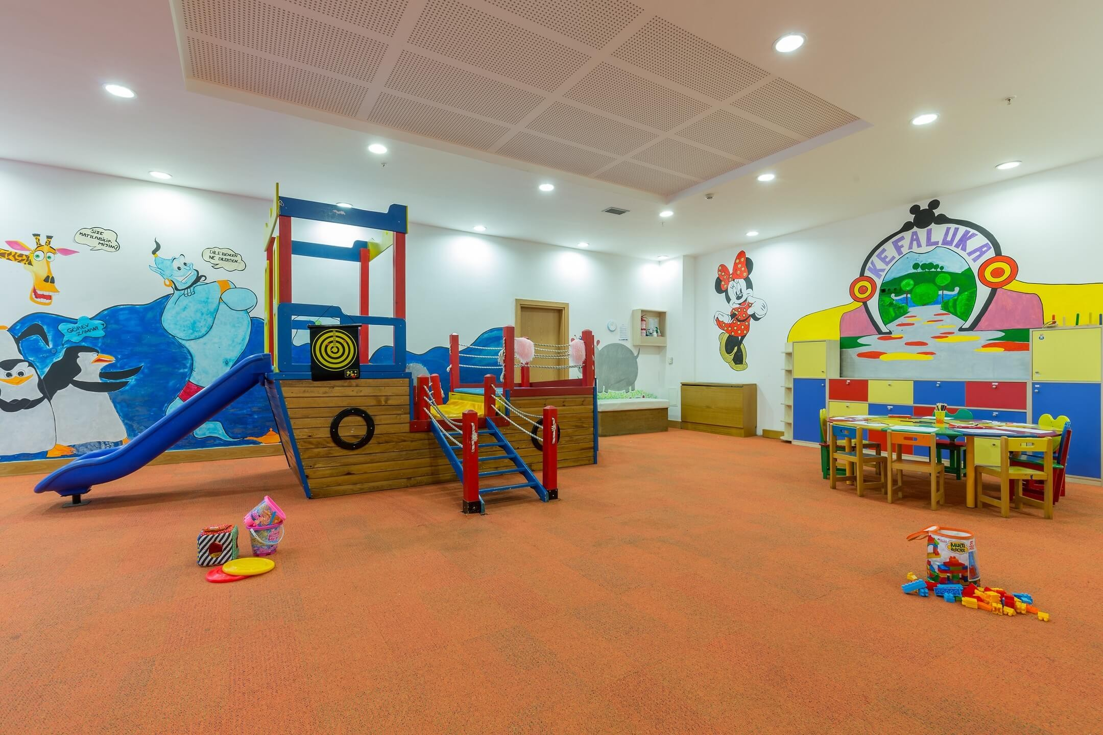 Kefaluka Resort - детски кът