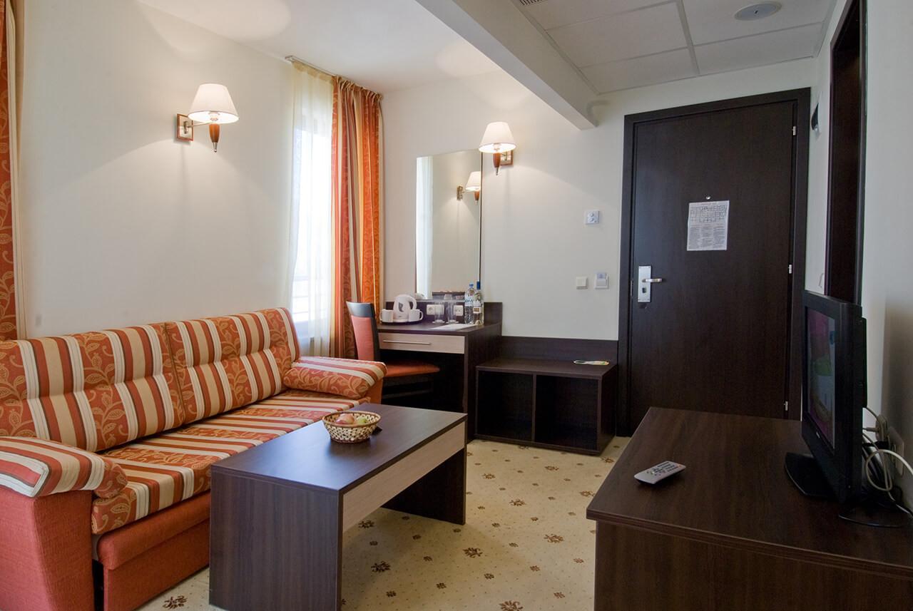 Хотел Хермес Александрия Клуб - стая