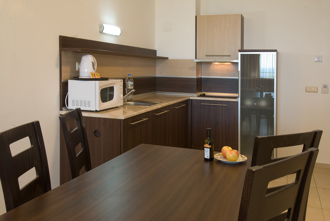 Хотел Хермес Александрия Клуб - апартамент