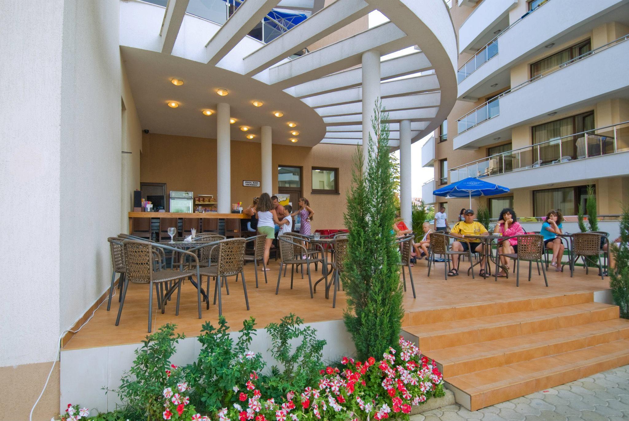 Хотел Хермес Александрия Клуб - бар