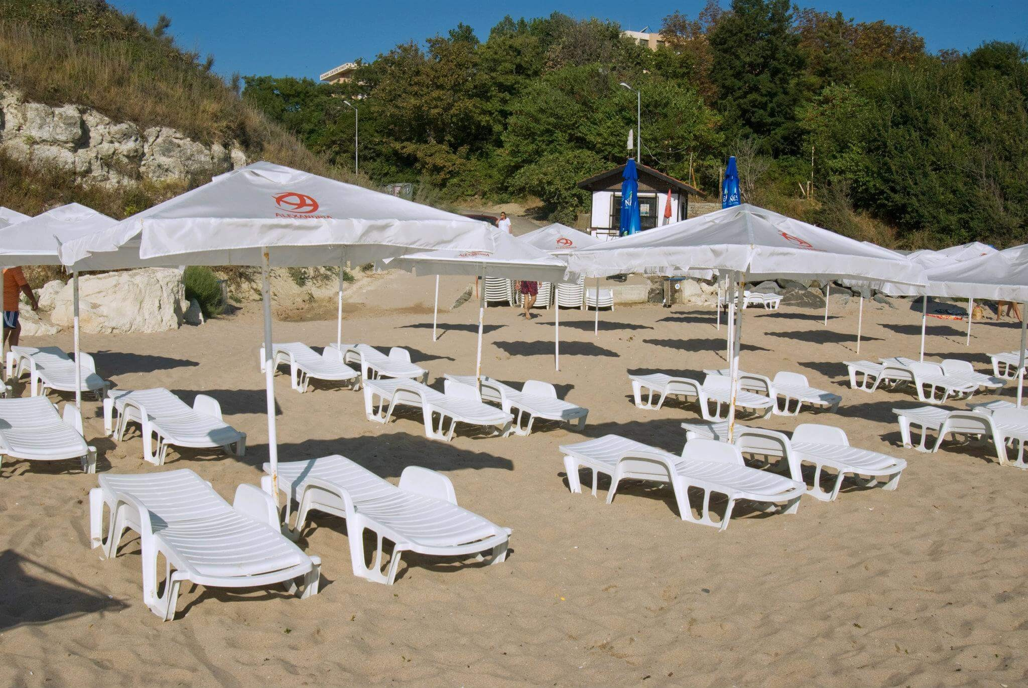 Хотел Хермес Александрия Клуб - плаж