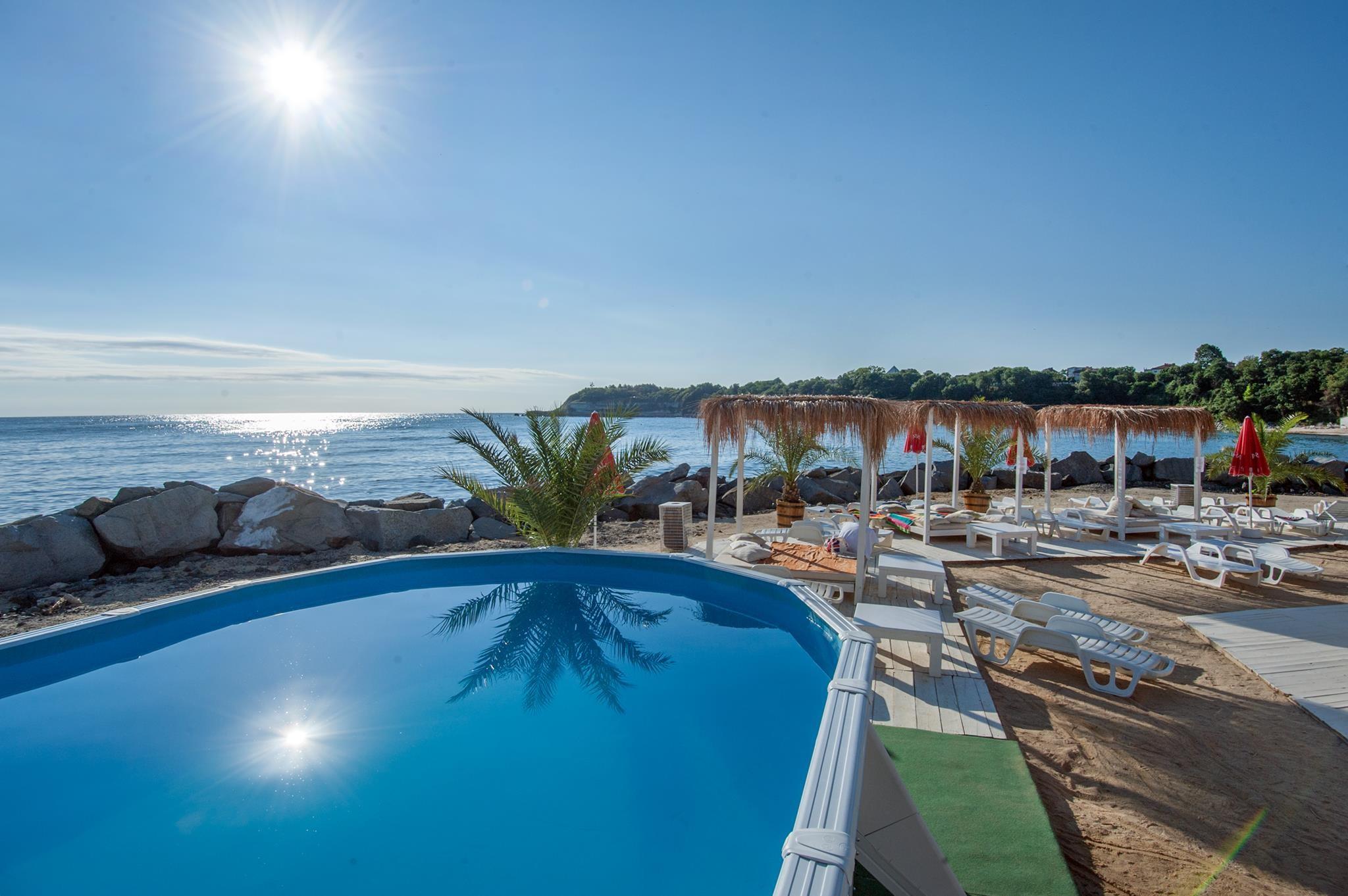 Хотел Хермес Алекдандрия Клуб - плаж