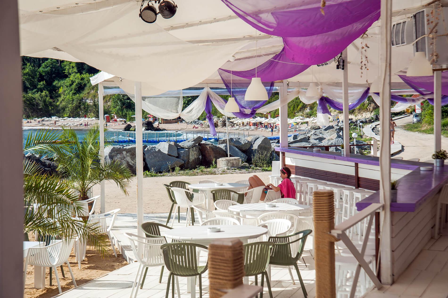 Хотел Хермес Александрия Клуб - плажен бар