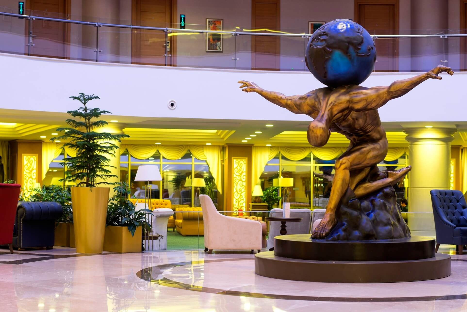 Aquasis De Luxe Resort & Spa - лоби