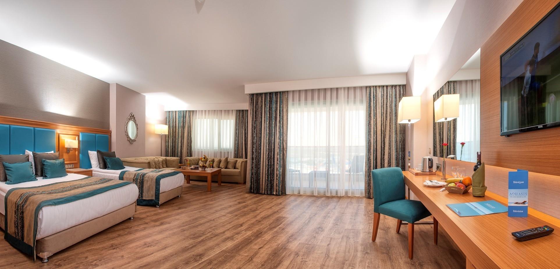 Aquasis De Luxe Resort & Spa - апартамент