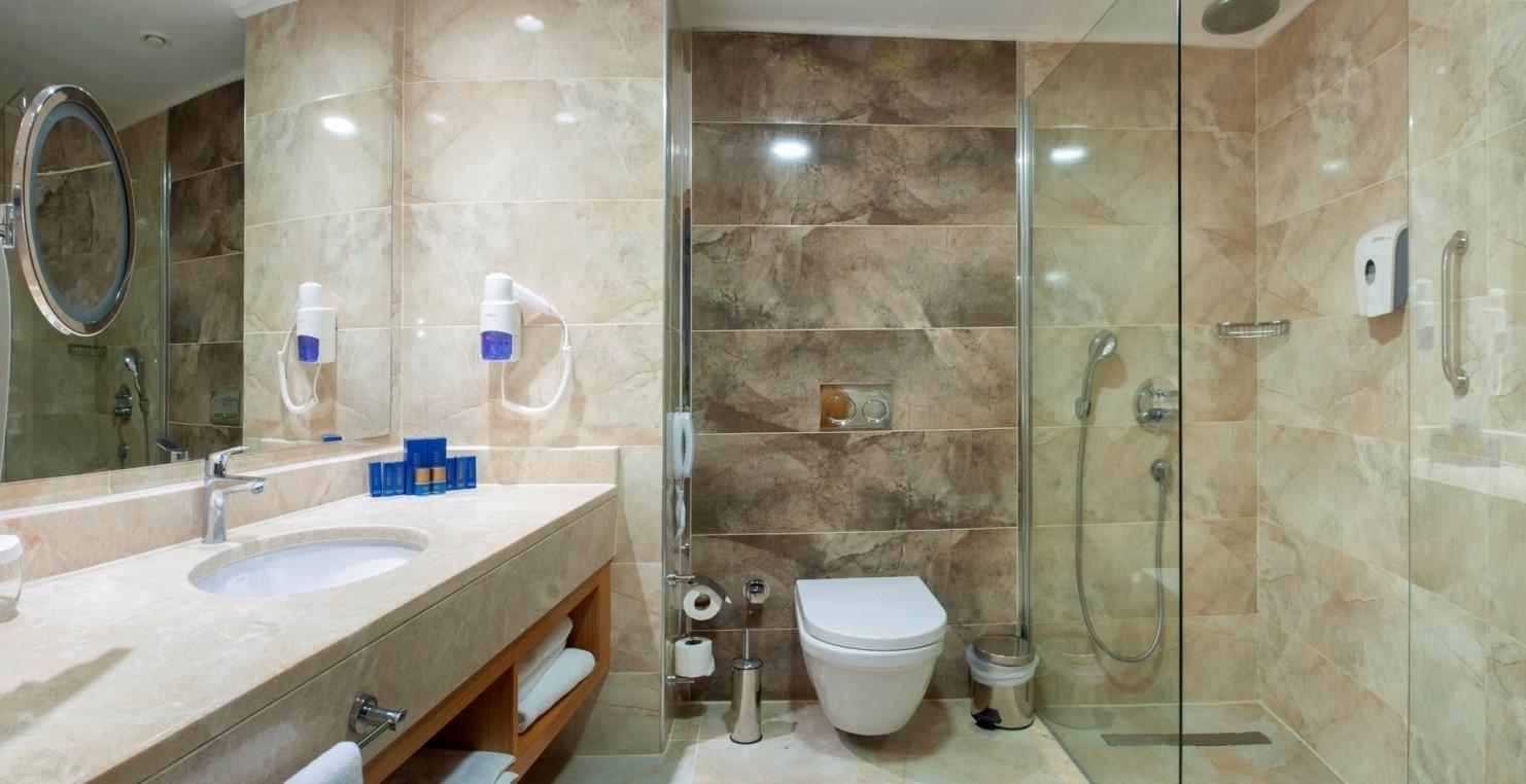 Aquasis De Luxe Resort & Spa - баня