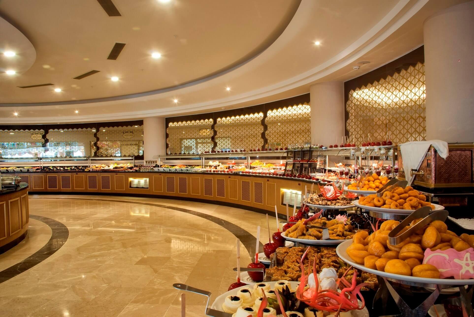 Aquasis De Luxe Resort & Spa - ресторант