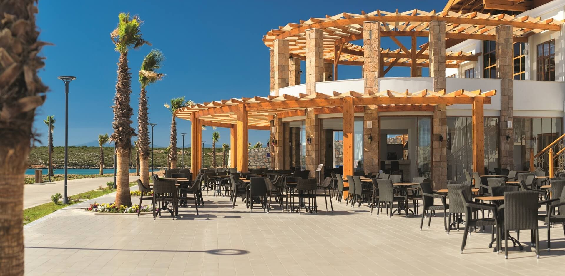 Aquasis De Luxe Resort & Spa - а ла карт ресторант