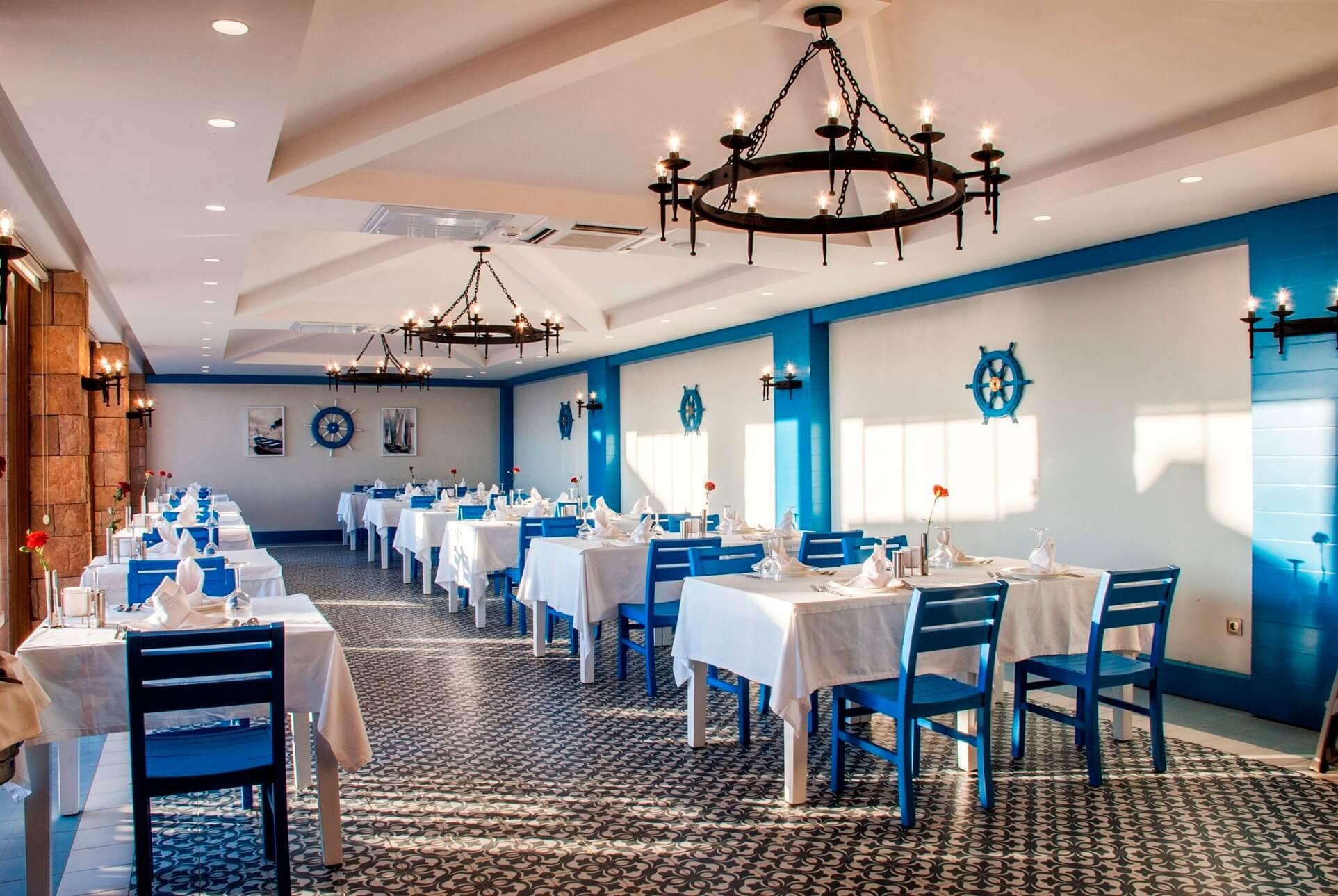 Aquasis De Luxe Resort & Spa - Fish а ла карт ресторант