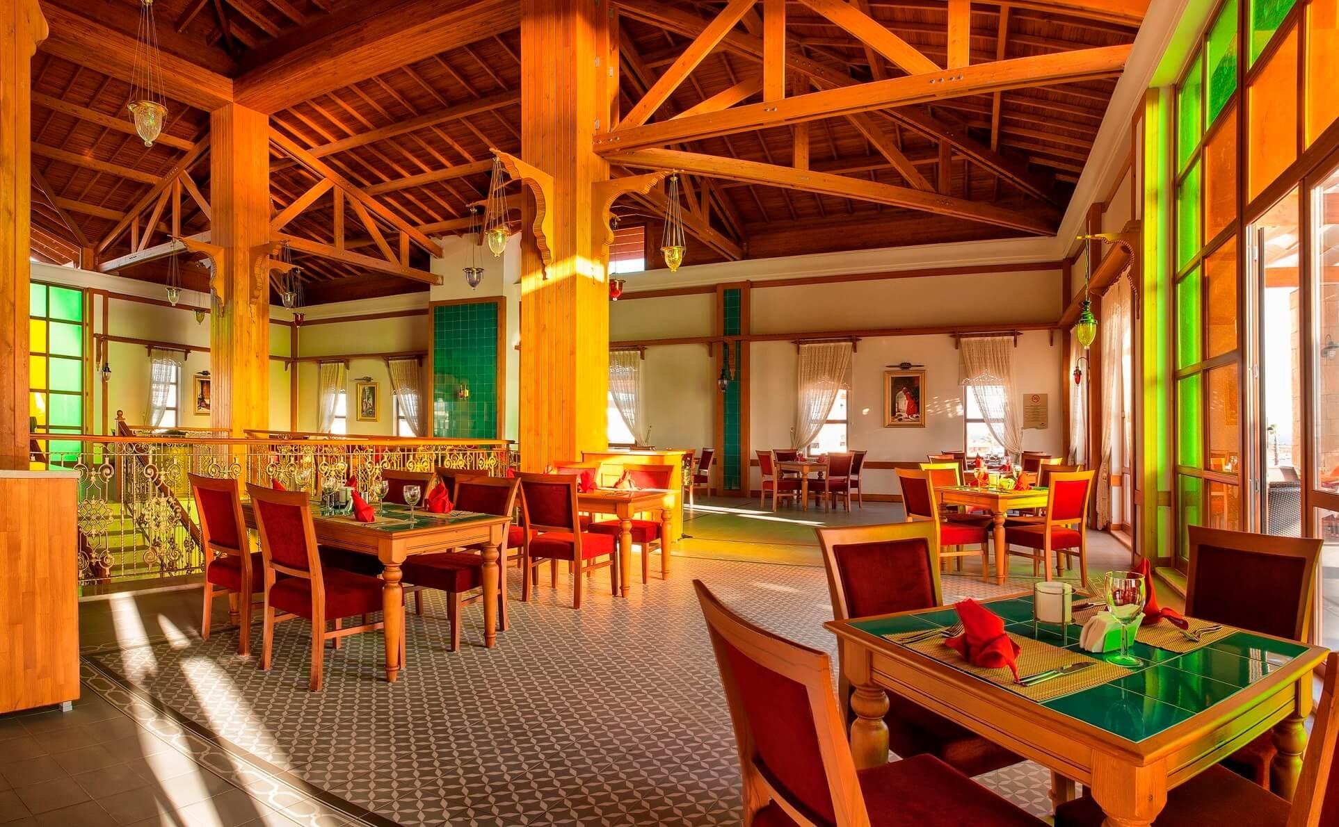Aquasis De Luxe Resort & Spa - Ottoman а ла карт ресторант