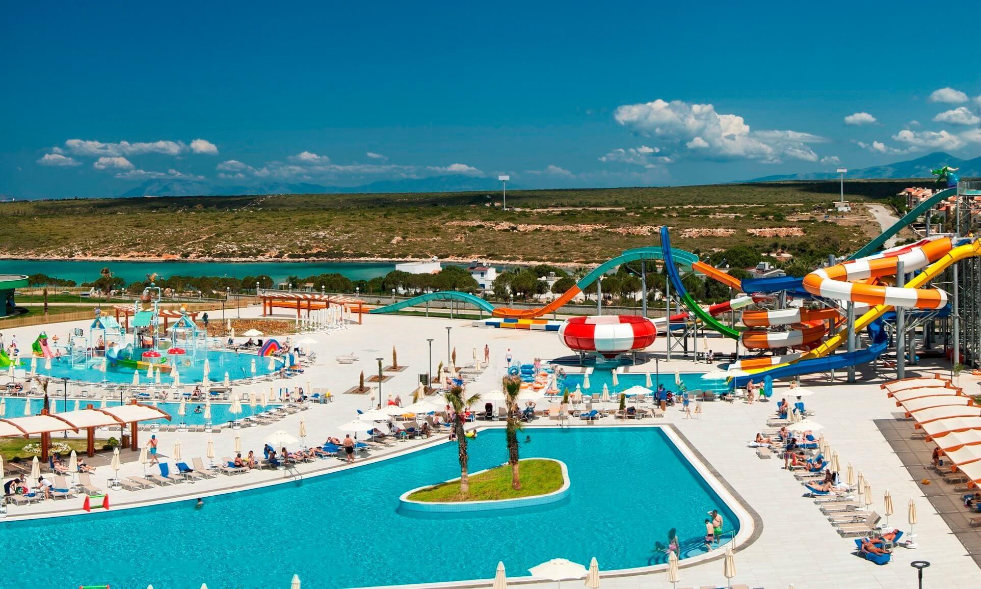 Aquasis De Luxe Resort & Spa - аквапарк