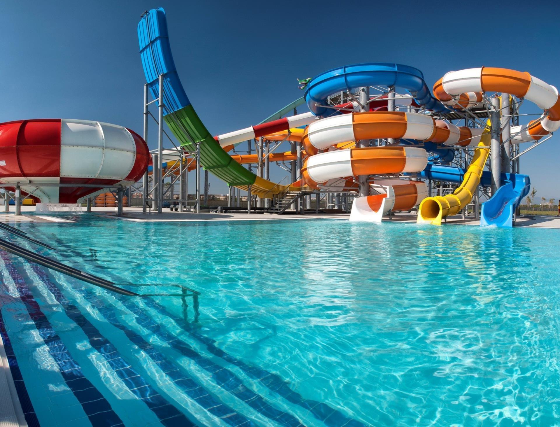 Aquasis De Luxe Resort & Spa -аквапарк
