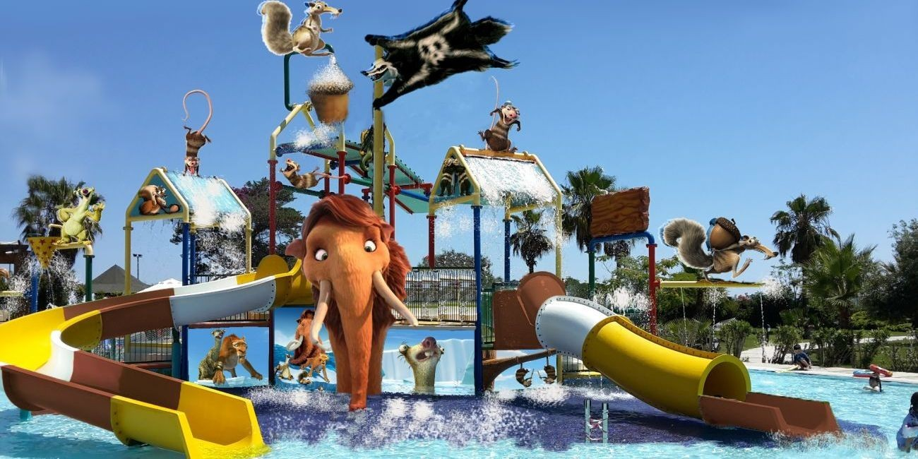 Aquasis De Luxe Resort & Spa - детски аквапарк