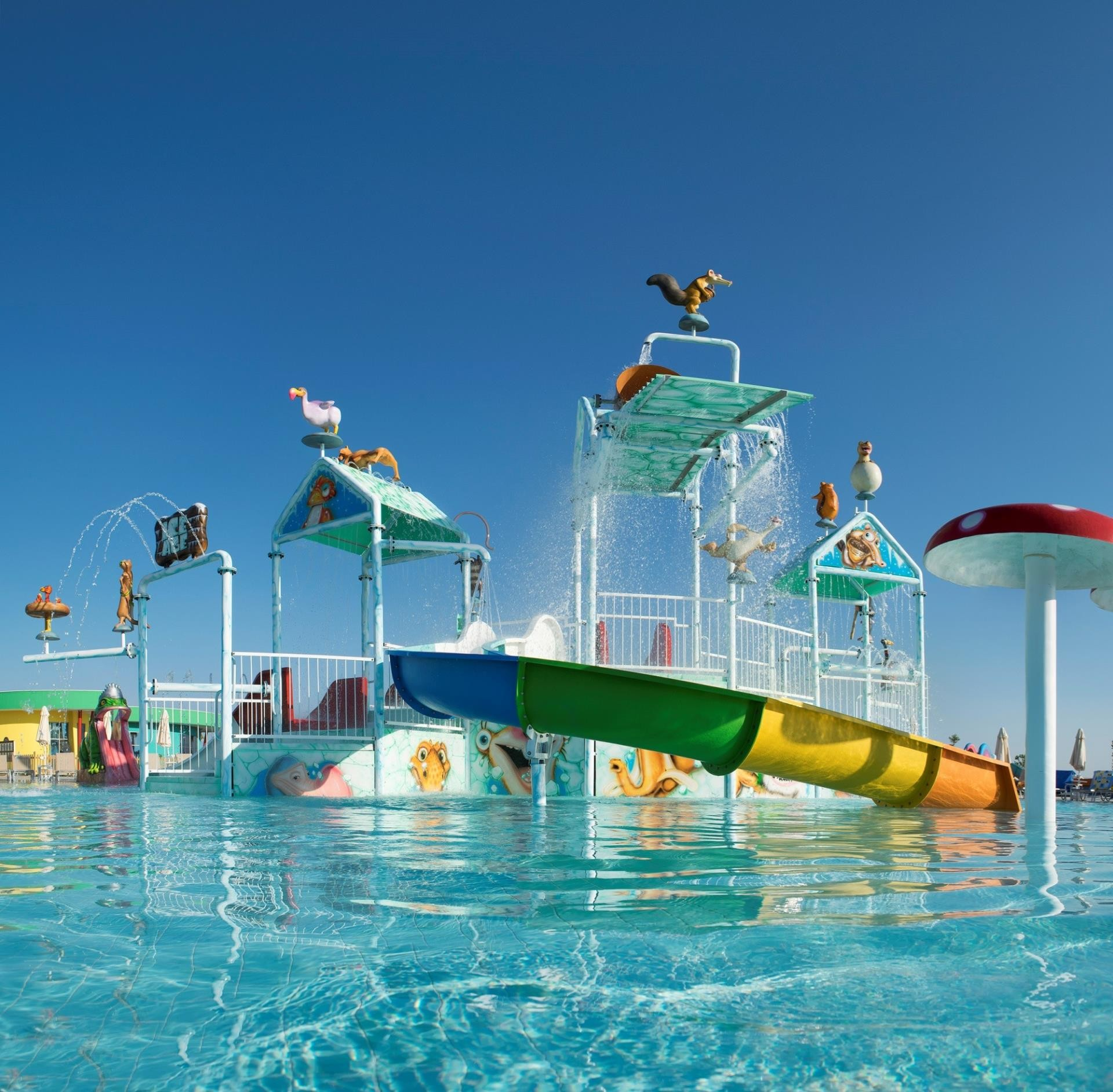 Aquasis De Luxe Resort & Spa -детски аквапарк