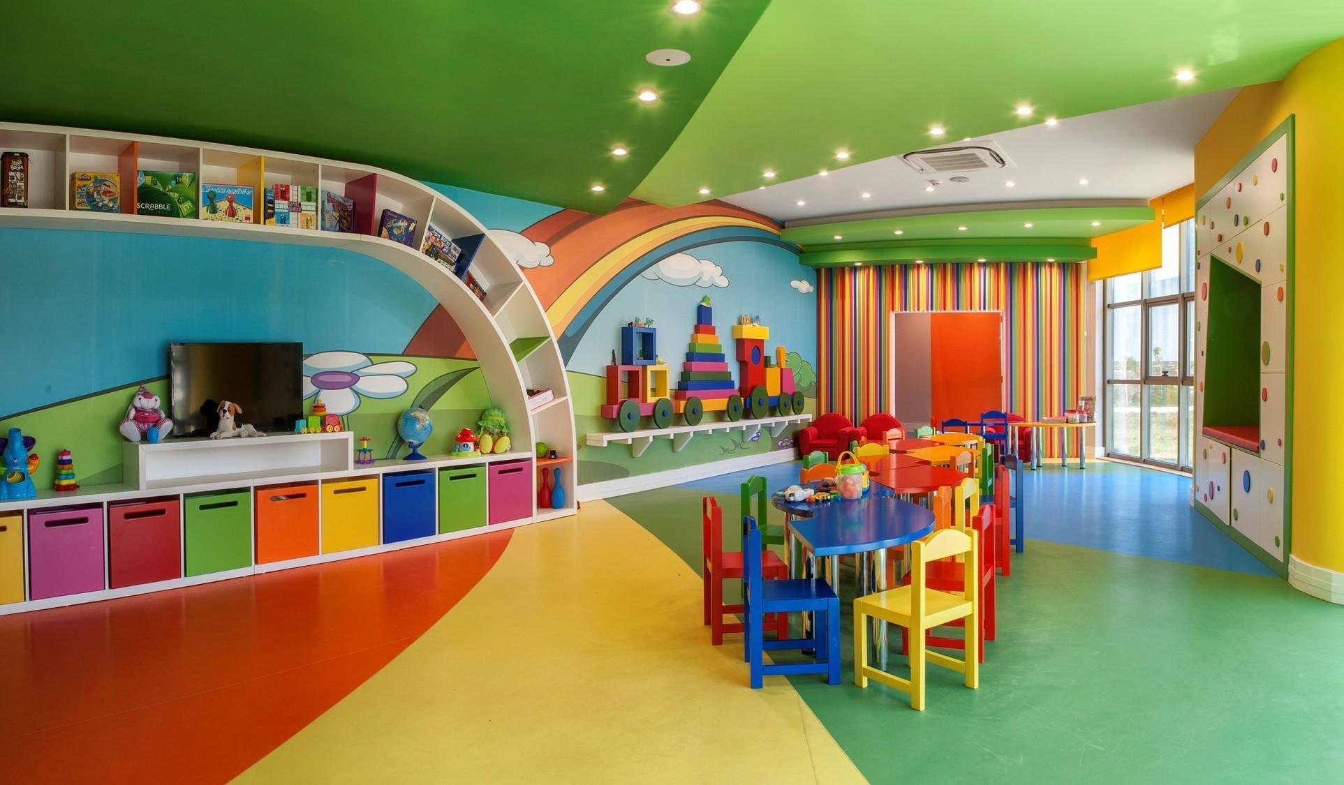 Aquasis De Luxe Resort & Spa - детски кът