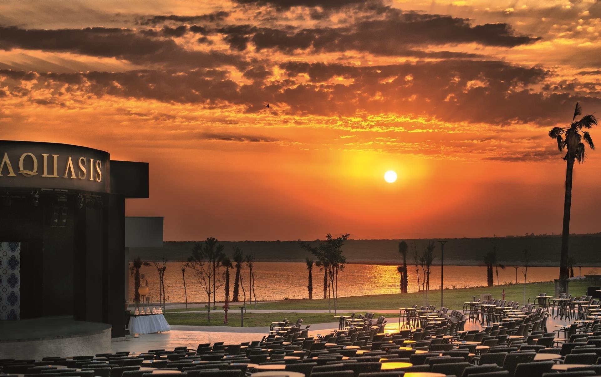 Aquasis De Luxe Resort & Spa -амфитеатър
